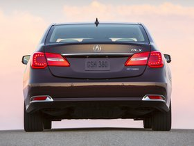 Ver foto 10 de Acura RLX Sport Hybrid SH AWD 2014