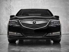 Ver foto 2 de Acura RLX Sport Hybrid SH AWD 2014