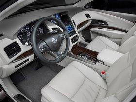 Ver foto 19 de Acura RLX Sport Hybrid SH AWD 2014