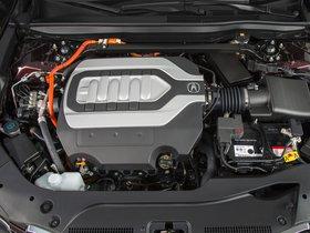 Ver foto 18 de Acura RLX Sport Hybrid SH AWD 2014