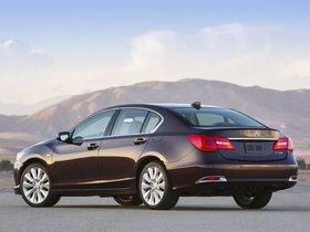 Ver foto 15 de Acura RLX Sport Hybrid SH AWD 2014