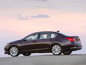 Ver foto 12 de Acura RLX Sport Hybrid SH AWD 2014