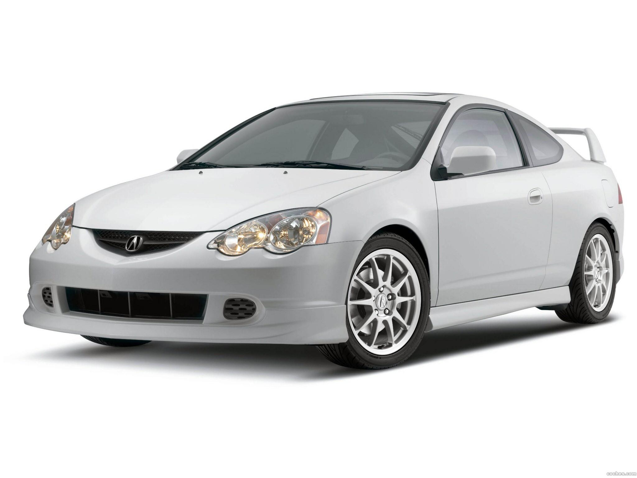 Foto 0 de Acura RSX A-Spec 2002