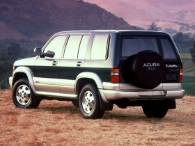 Ver foto 2 de Acura SLX 1996