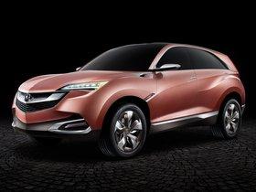 Ver foto 6 de Acura SUV-X Concept 2013