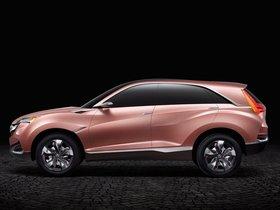 Ver foto 4 de Acura SUV-X Concept 2013