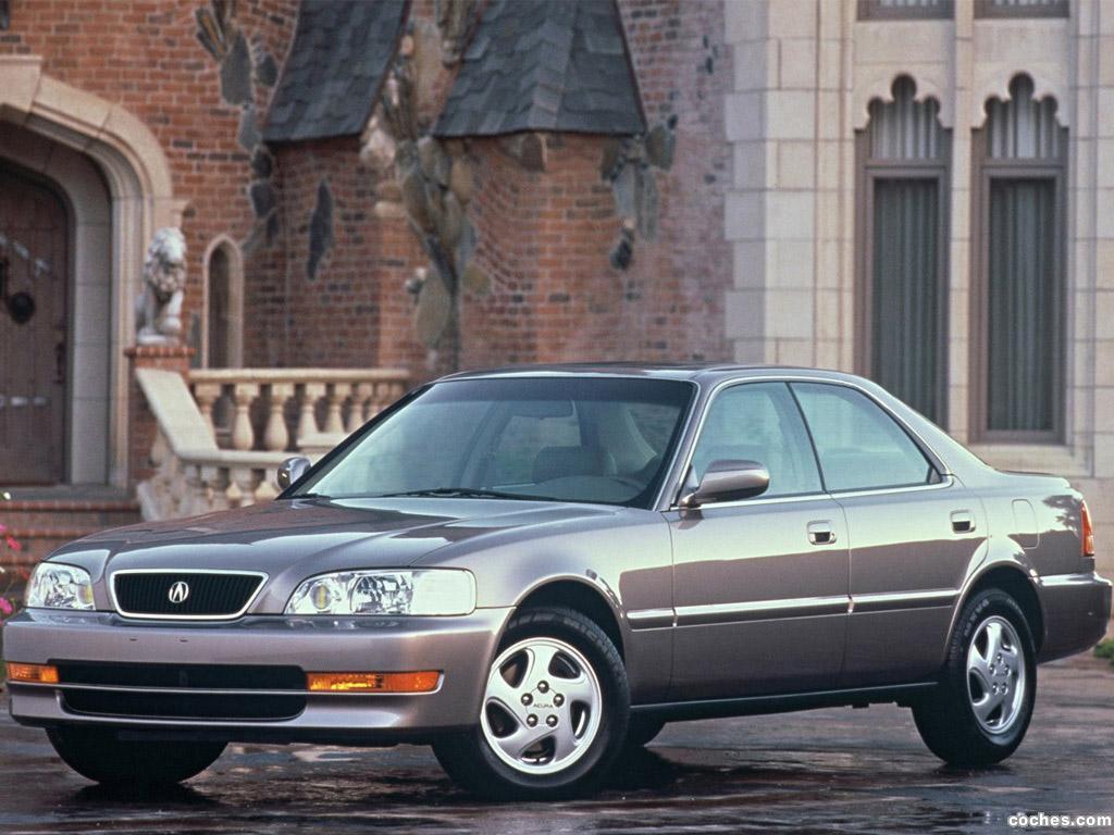 Foto 0 de Acura TL 1996