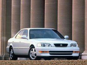 Ver foto 2 de Acura TL 1996