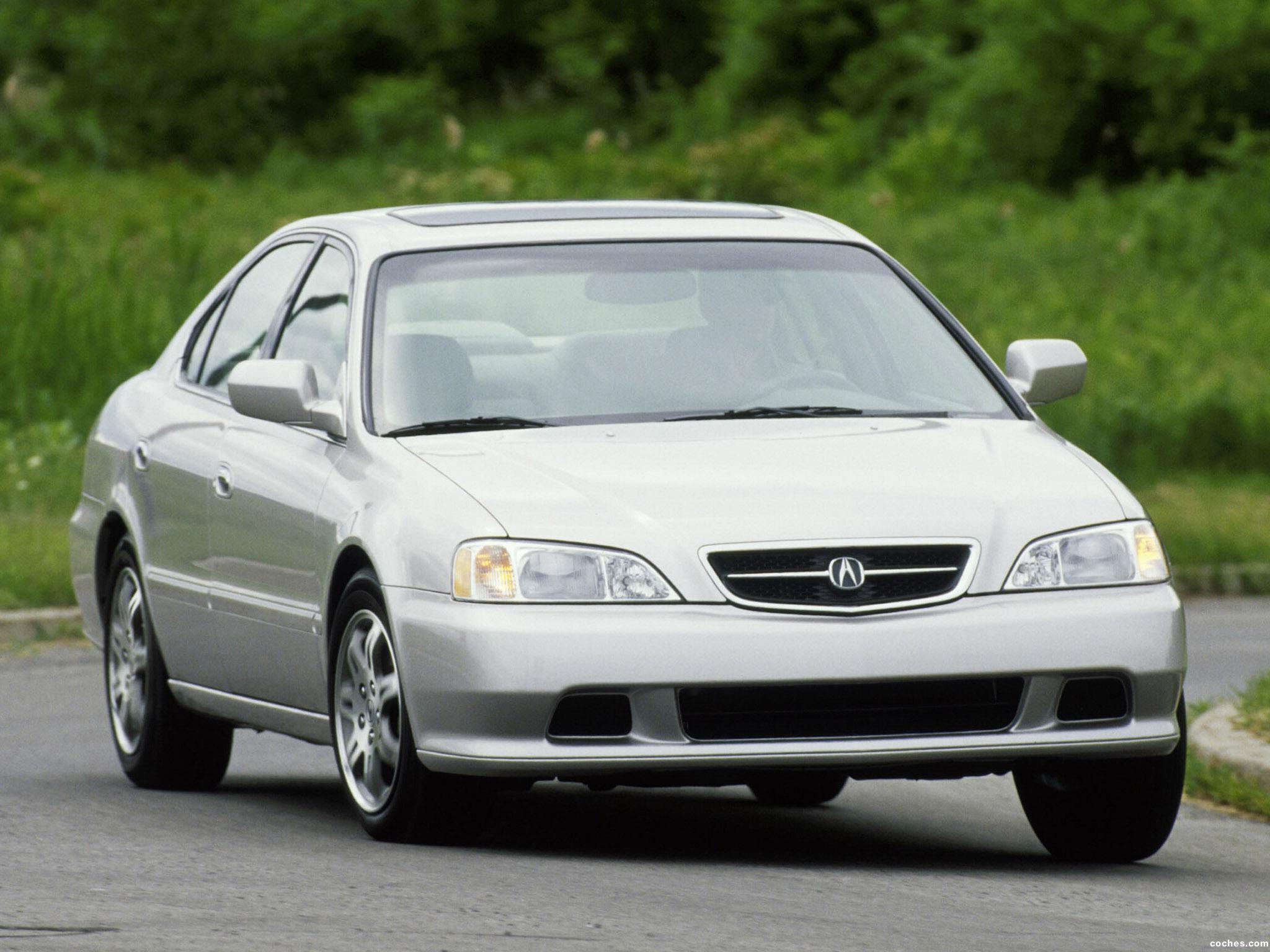 Foto 0 de Acura TL 1999