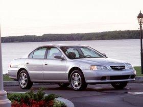 Ver foto 3 de Acura TL 1999