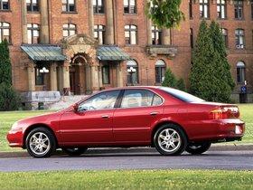 Ver foto 2 de Acura TL 1999