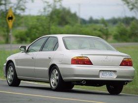Ver foto 5 de Acura TL 1999