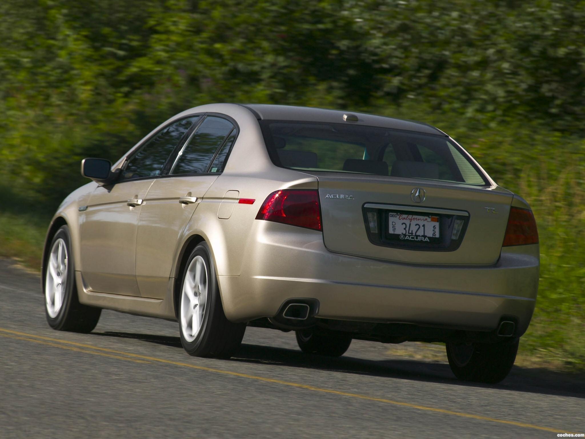 Foto 48 de Acura TL 2005