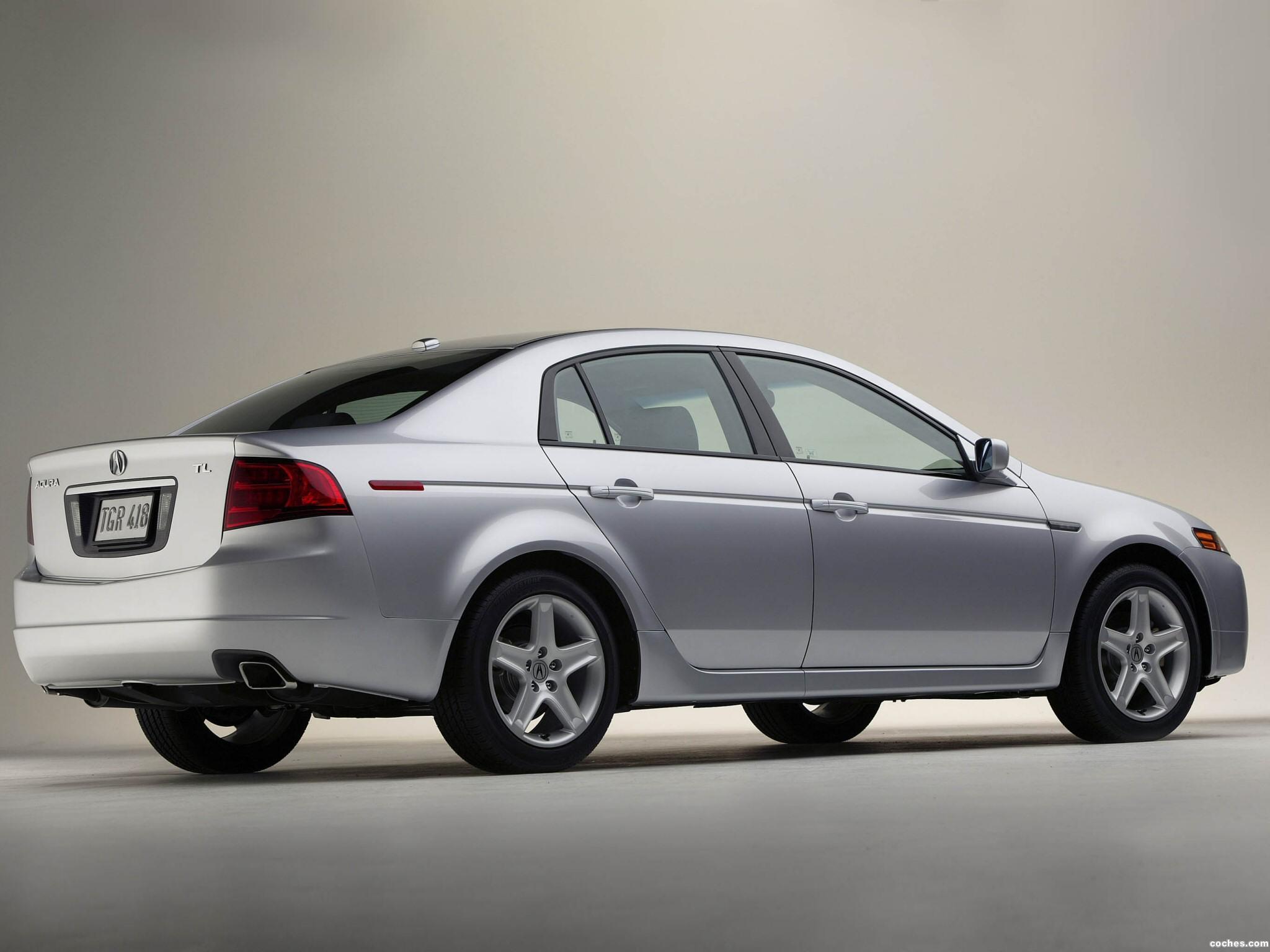 Foto 35 de Acura TL 2005