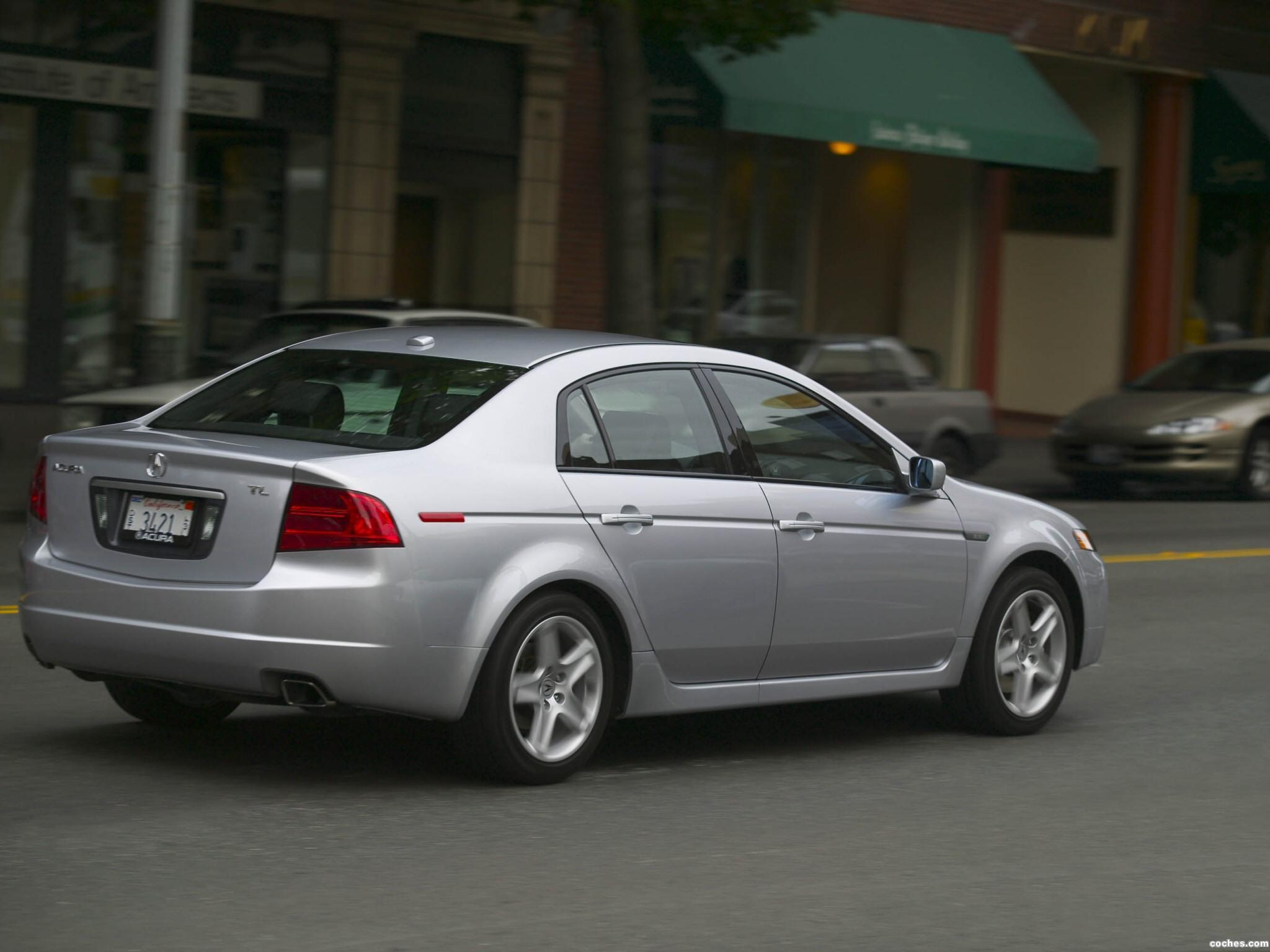 Foto 54 de Acura TL 2005