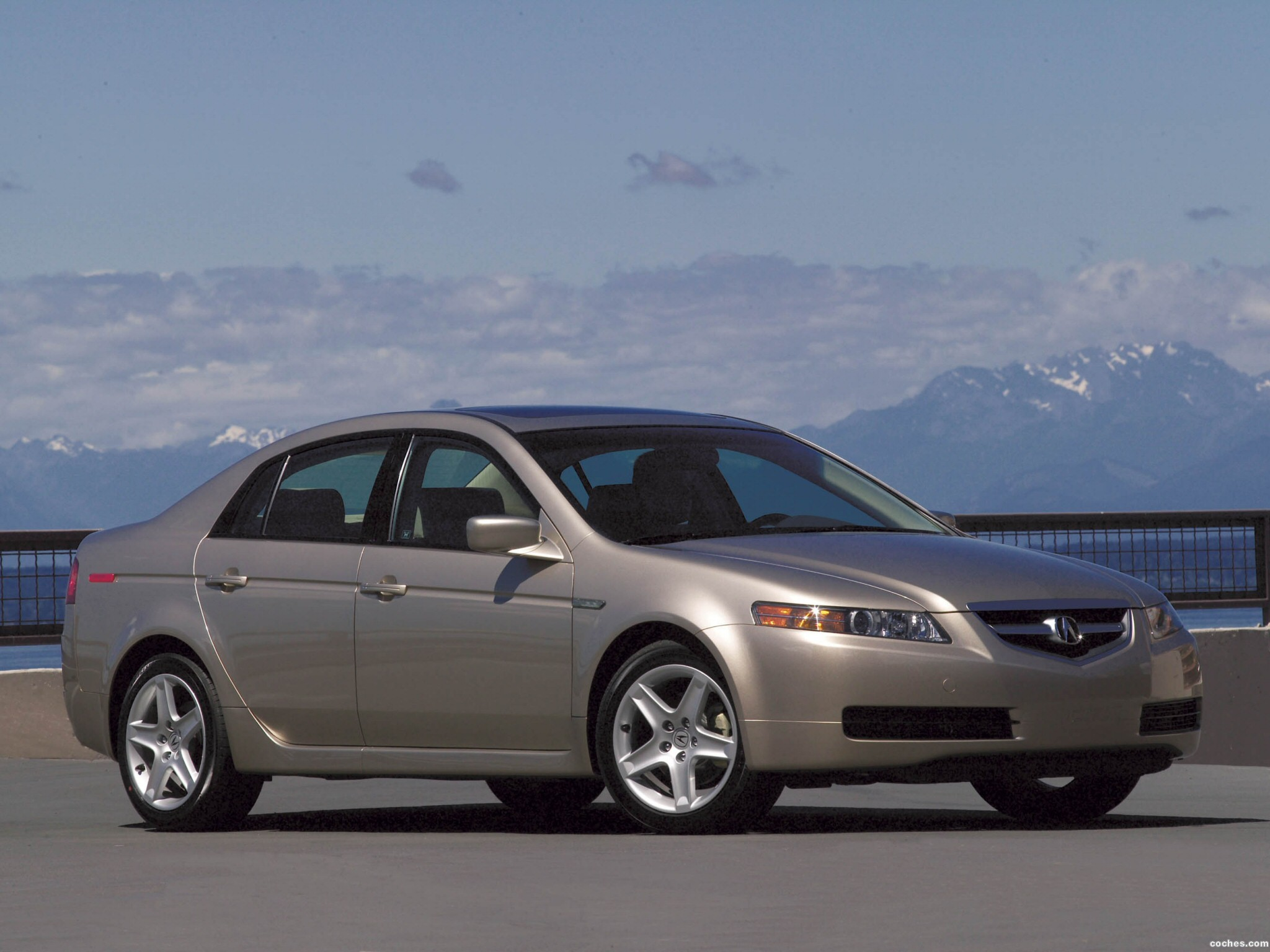 Foto 21 de Acura TL 2005