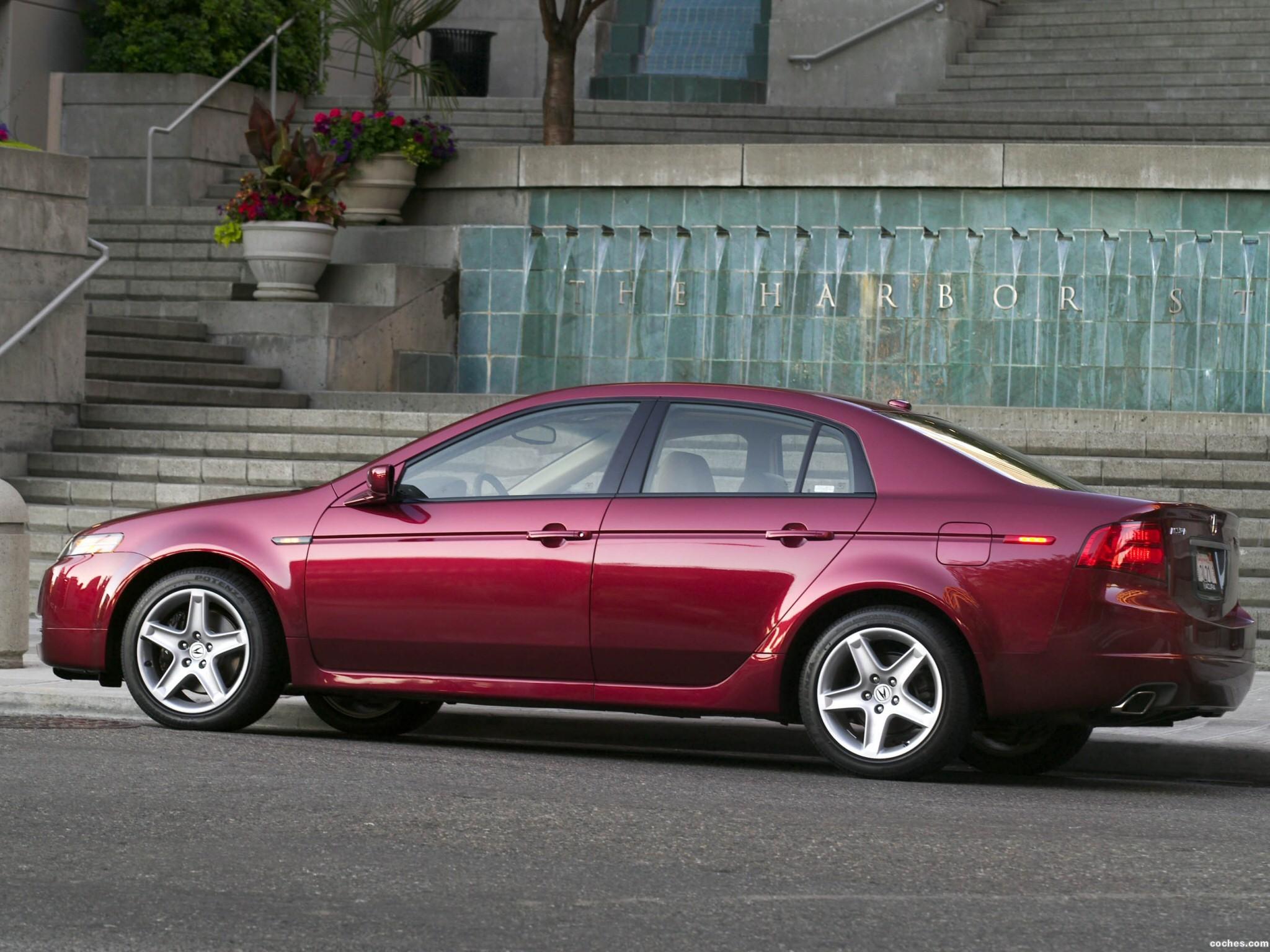 Foto 20 de Acura TL 2005