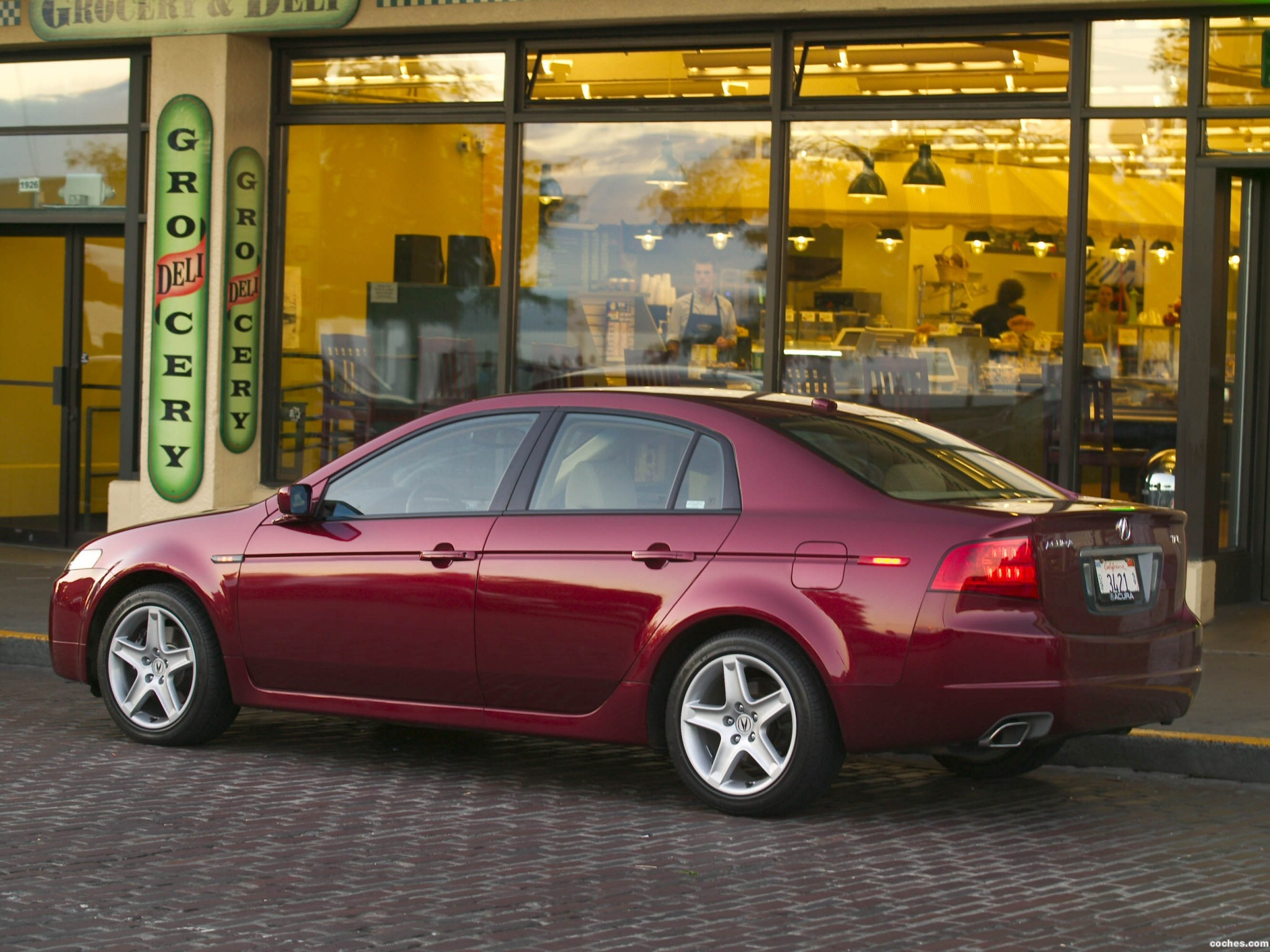 Foto 19 de Acura TL 2005