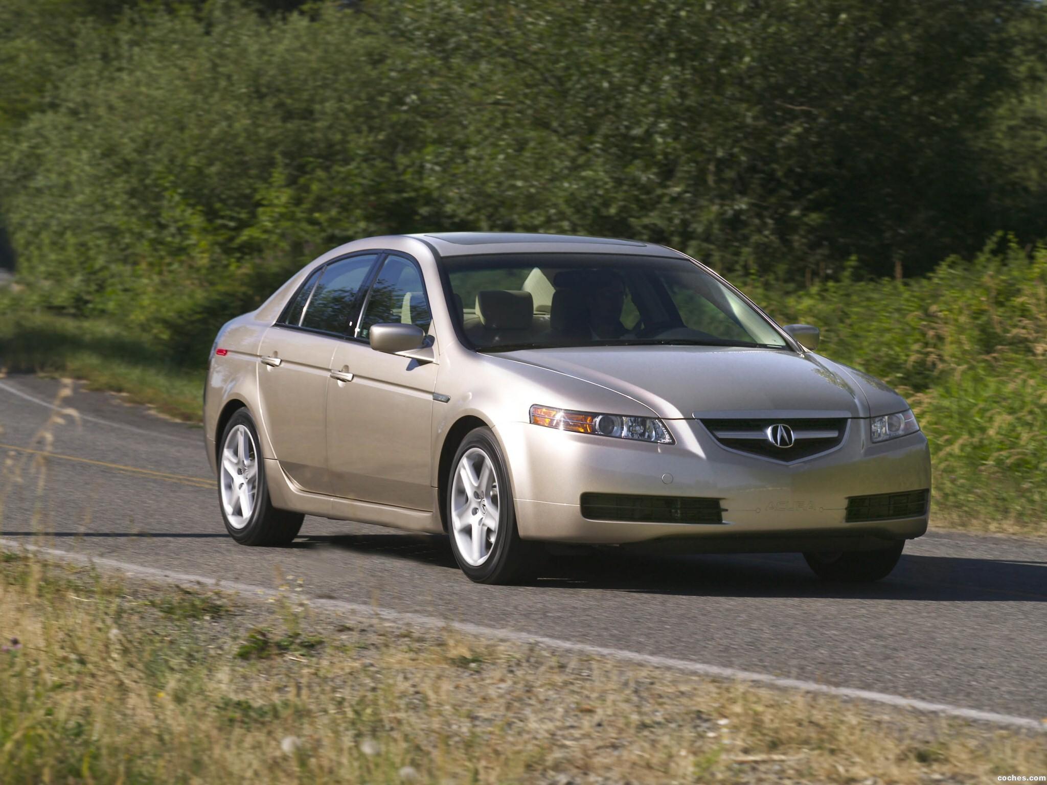 Foto 18 de Acura TL 2005