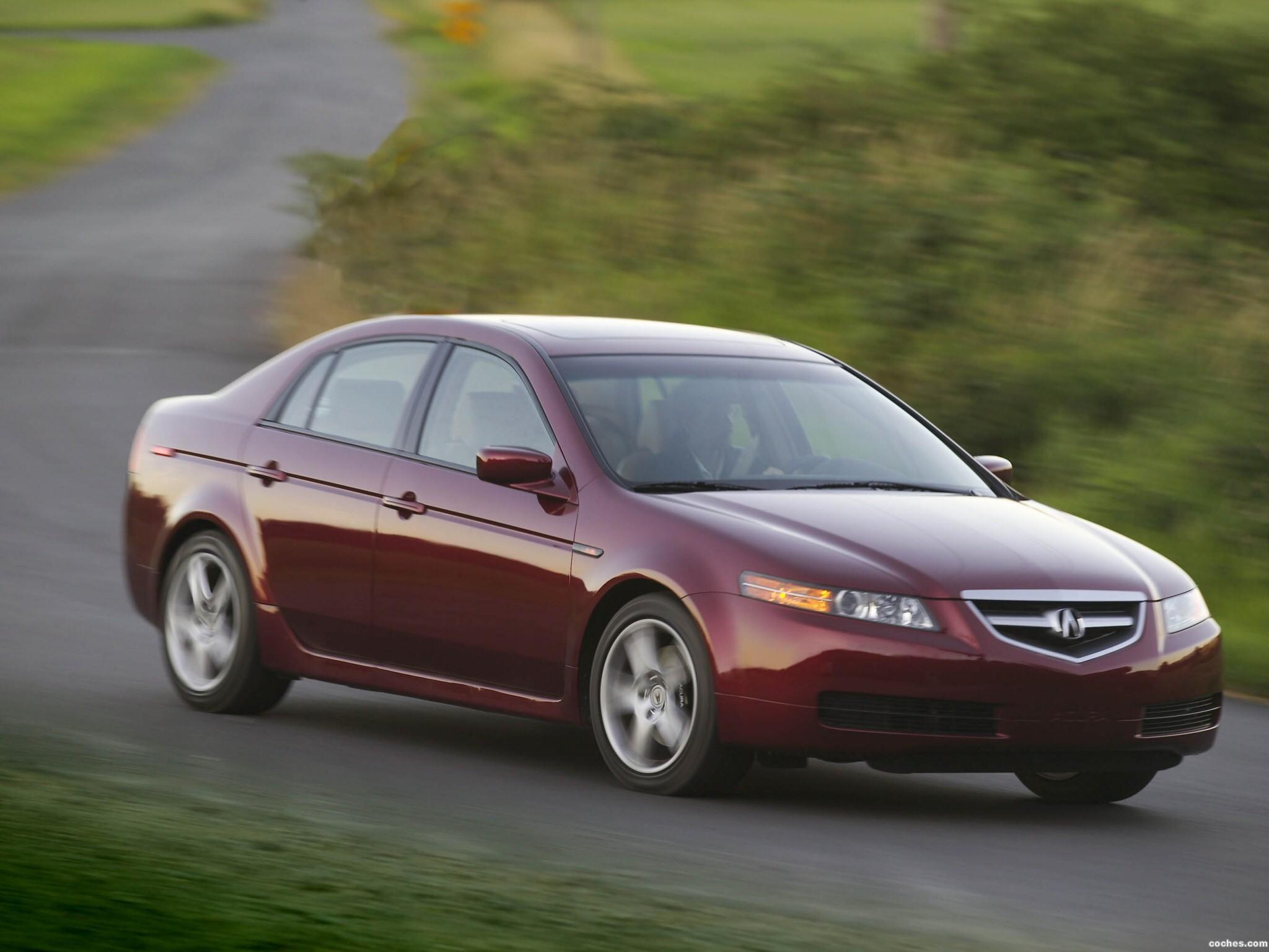 Foto 13 de Acura TL 2005