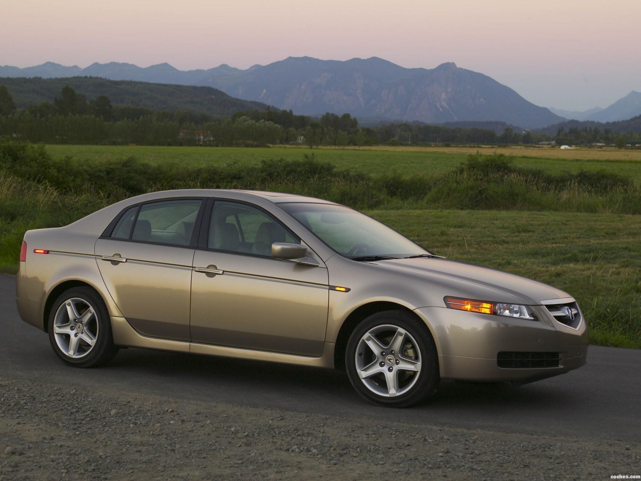 Foto 11 de Acura TL 2005