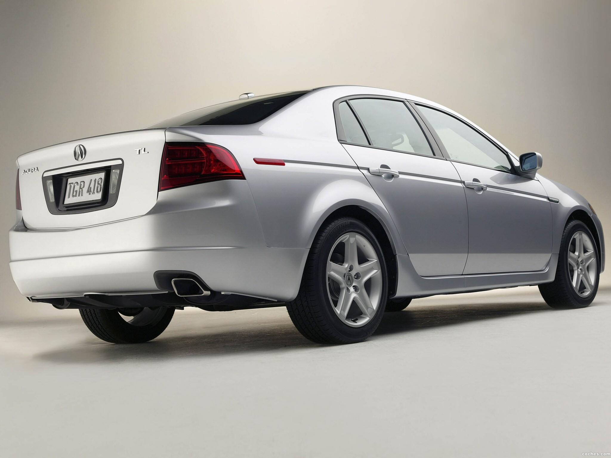 Foto 5 de Acura TL 2005