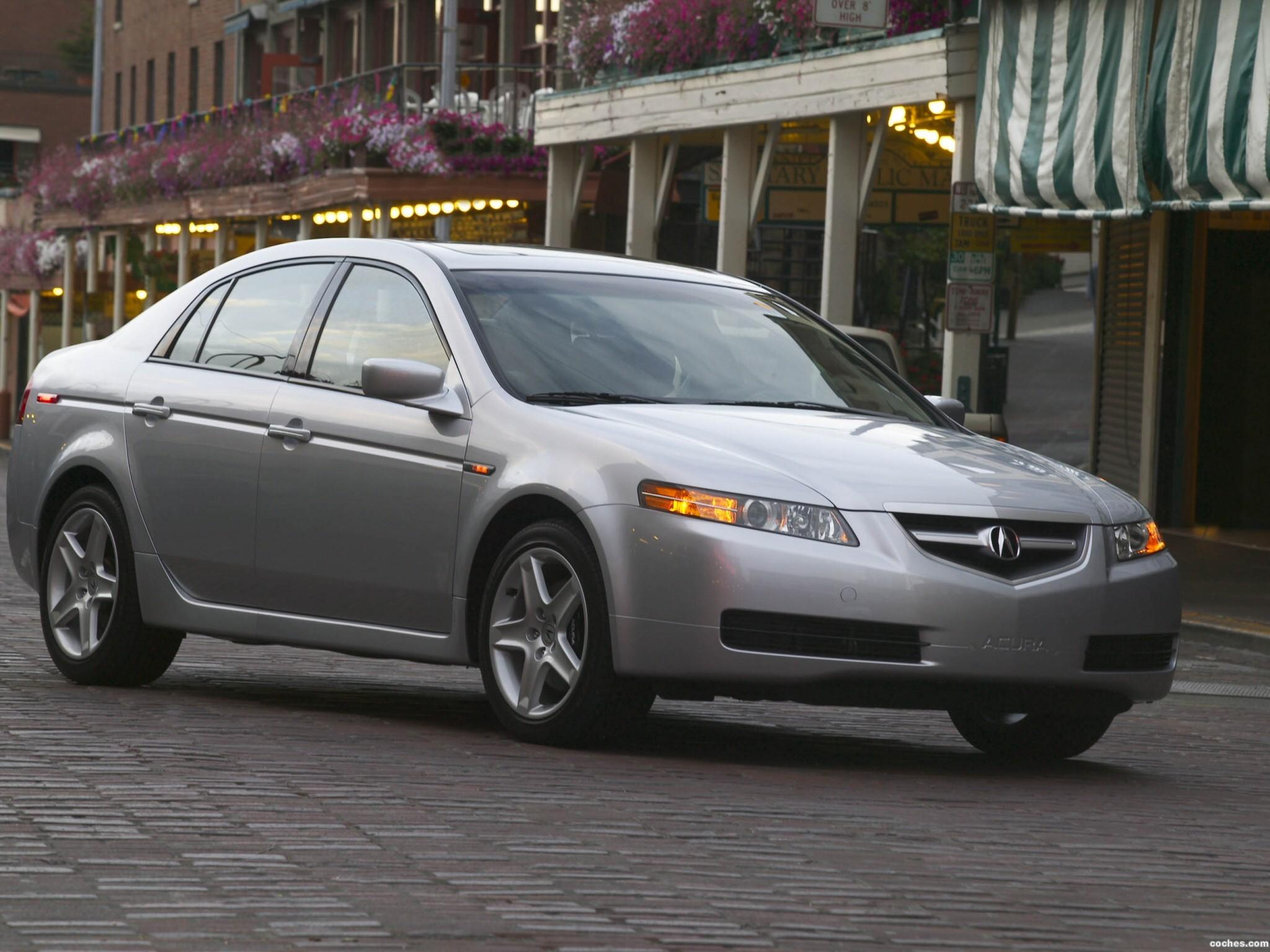 Foto 2 de Acura TL 2005