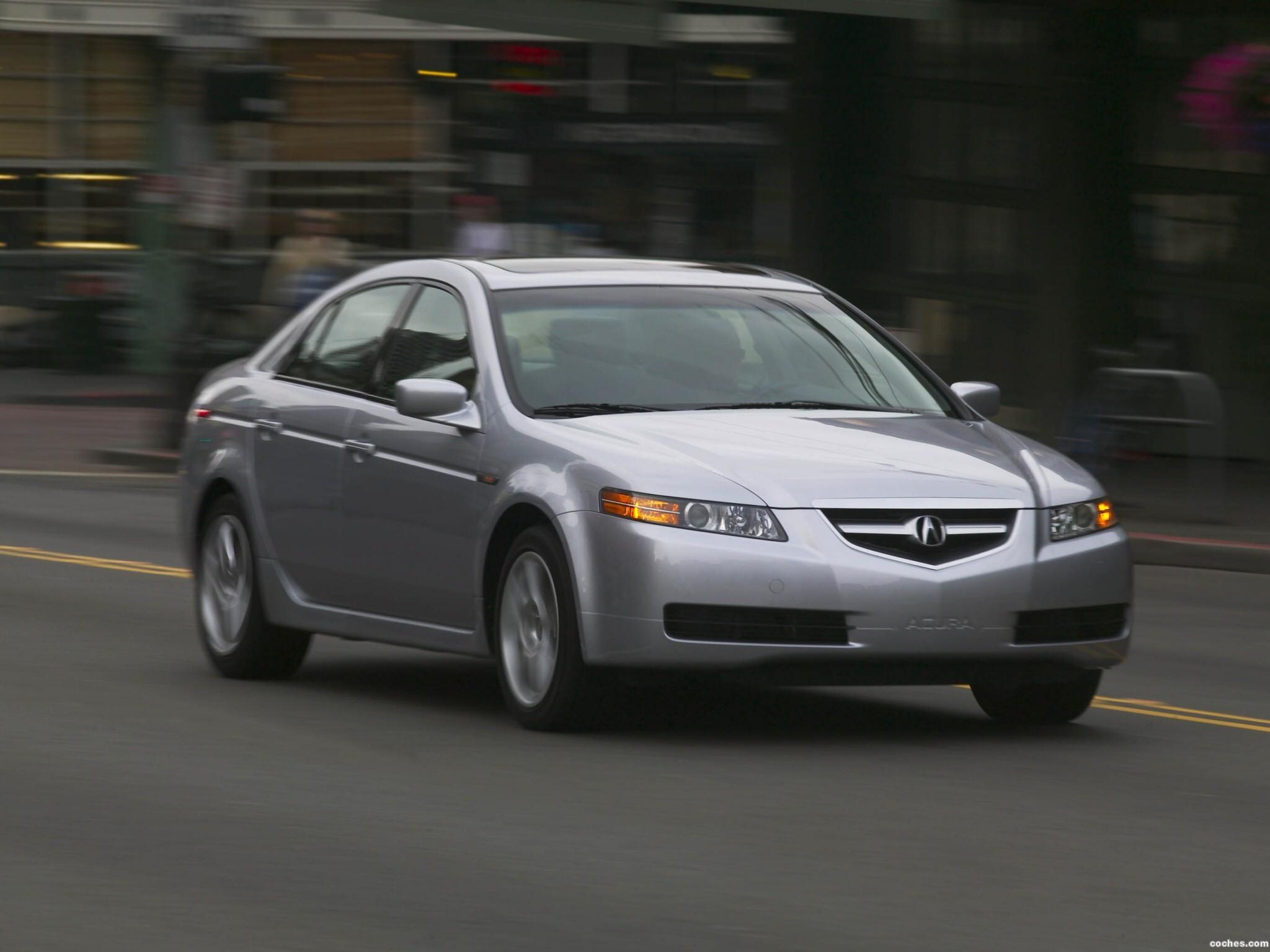 Foto 22 de Acura TL 2005