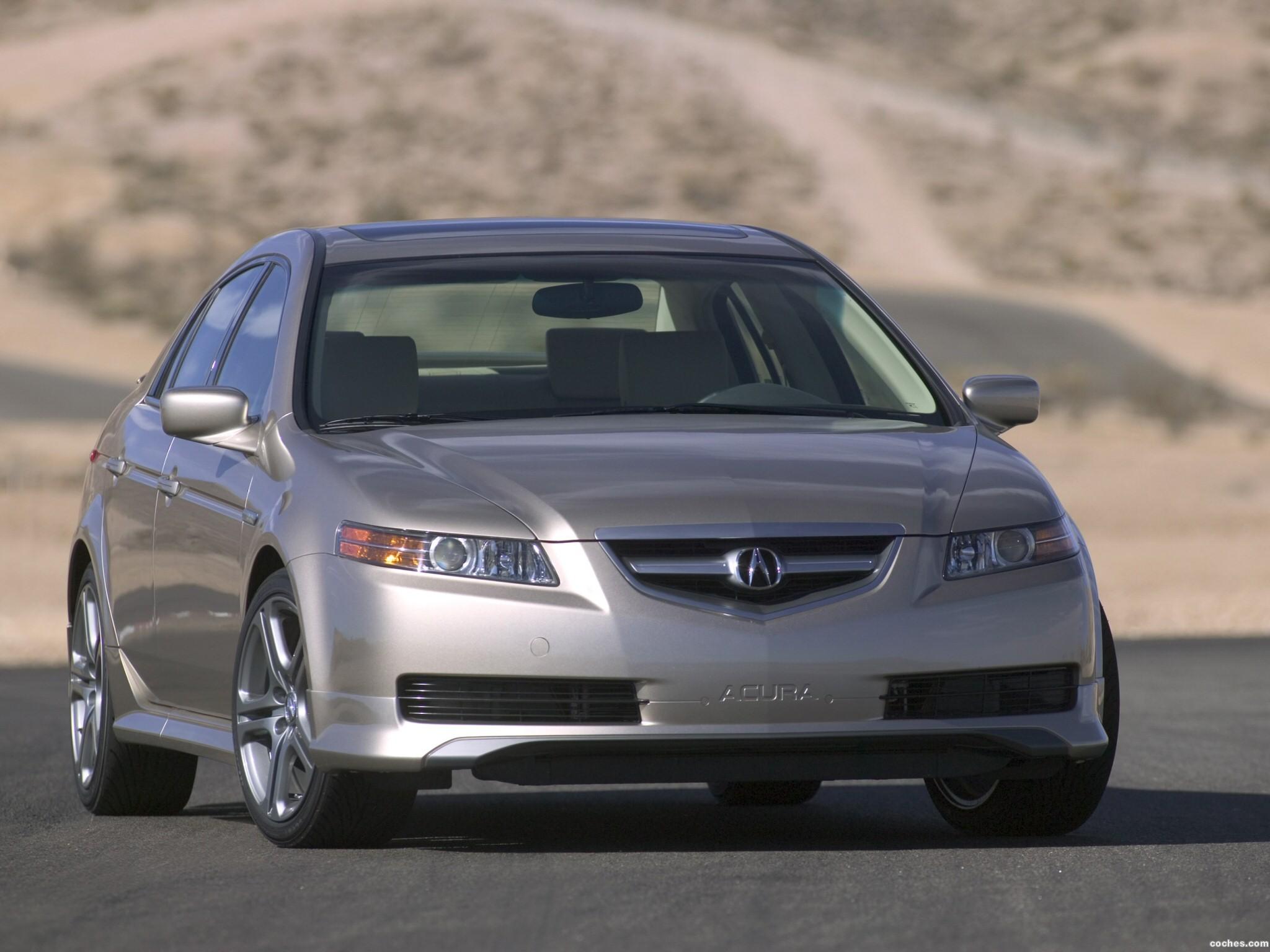 Foto 0 de Acura TL A-Spec 2004
