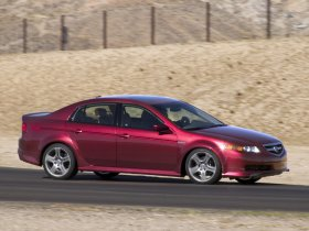 Ver foto 5 de Acura TL A-Spec 2004