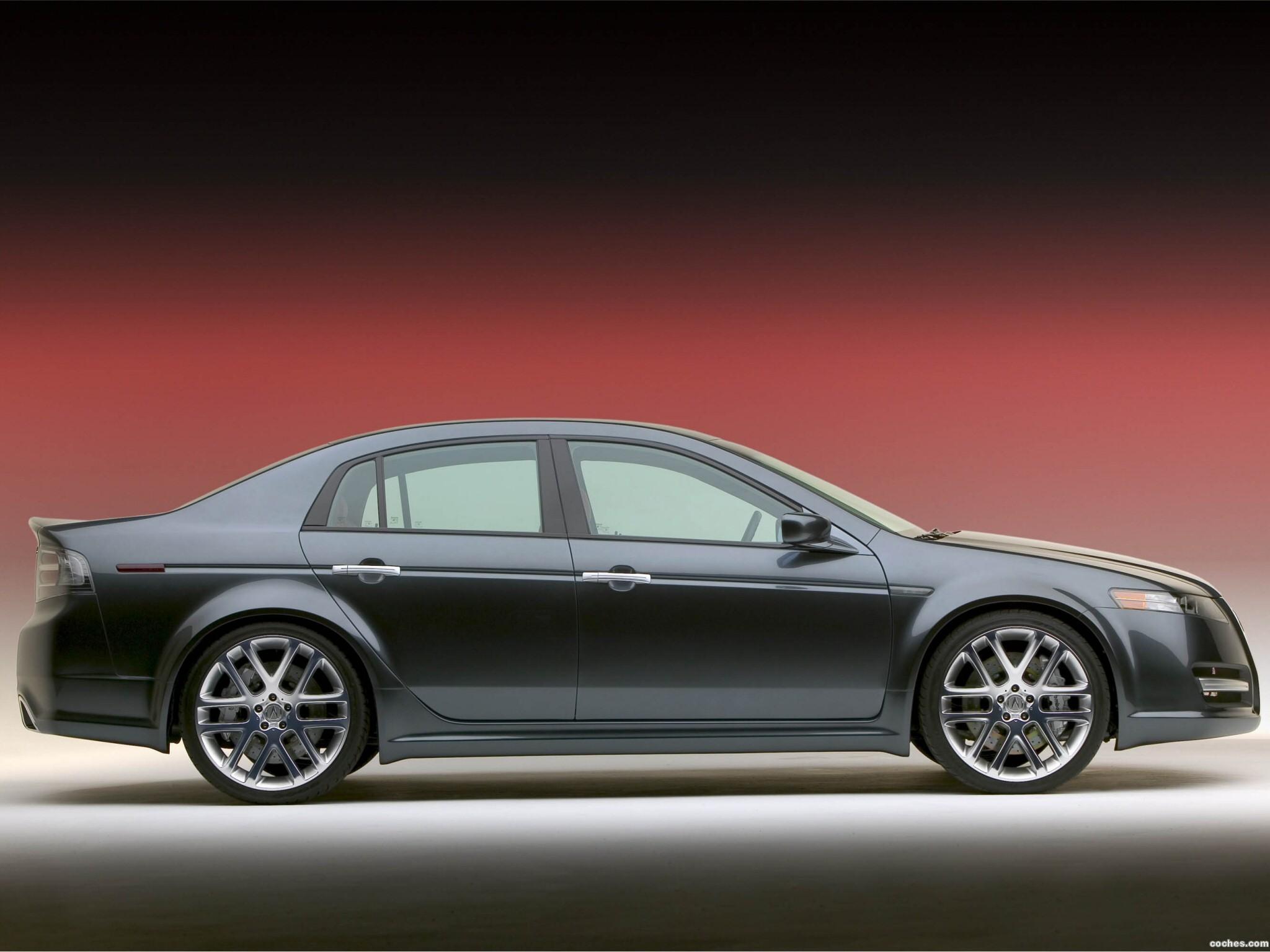 Foto 5 de Acura TL A-Spec Concept 2003
