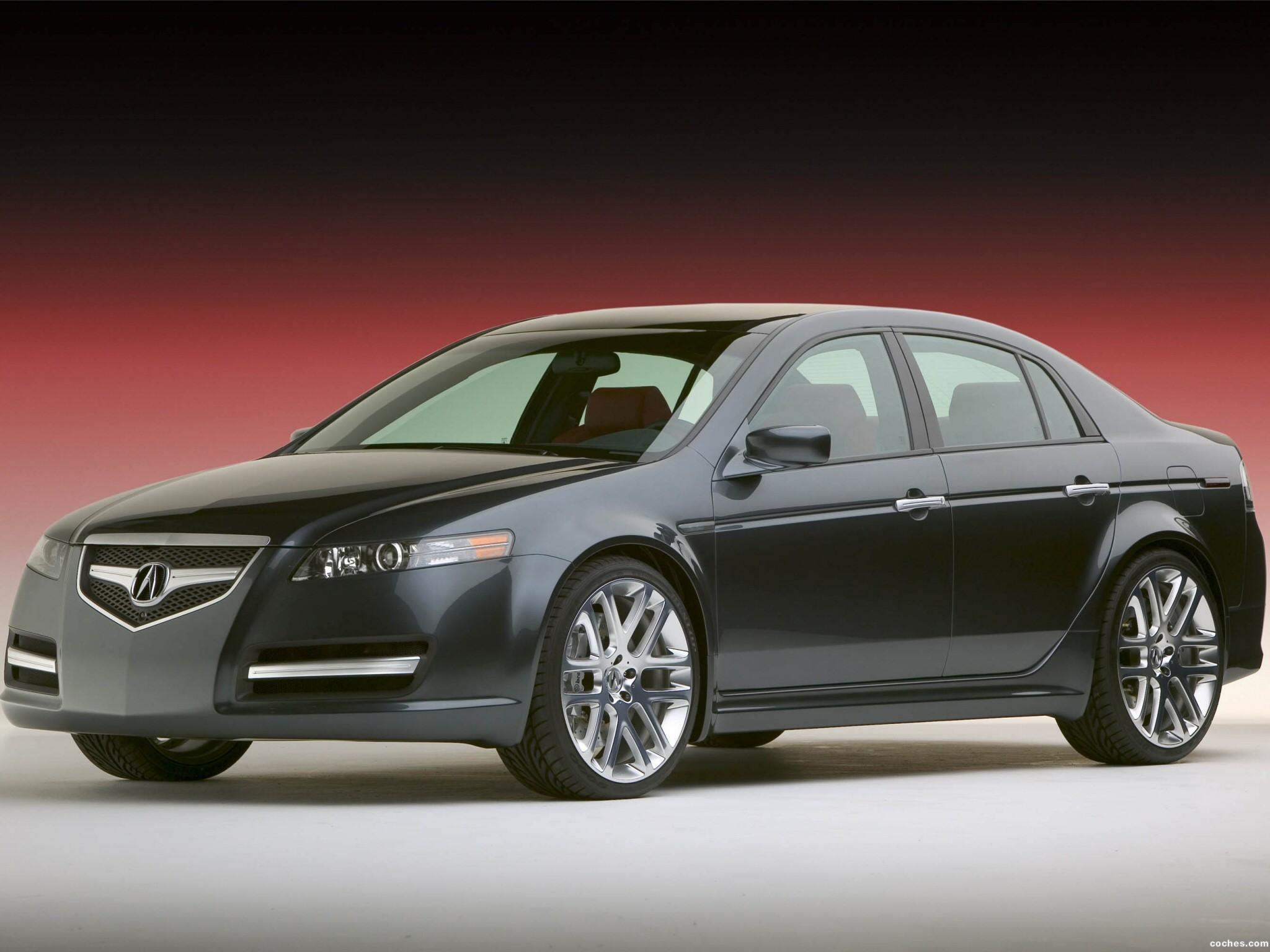 Foto 4 de Acura TL A-Spec Concept 2003