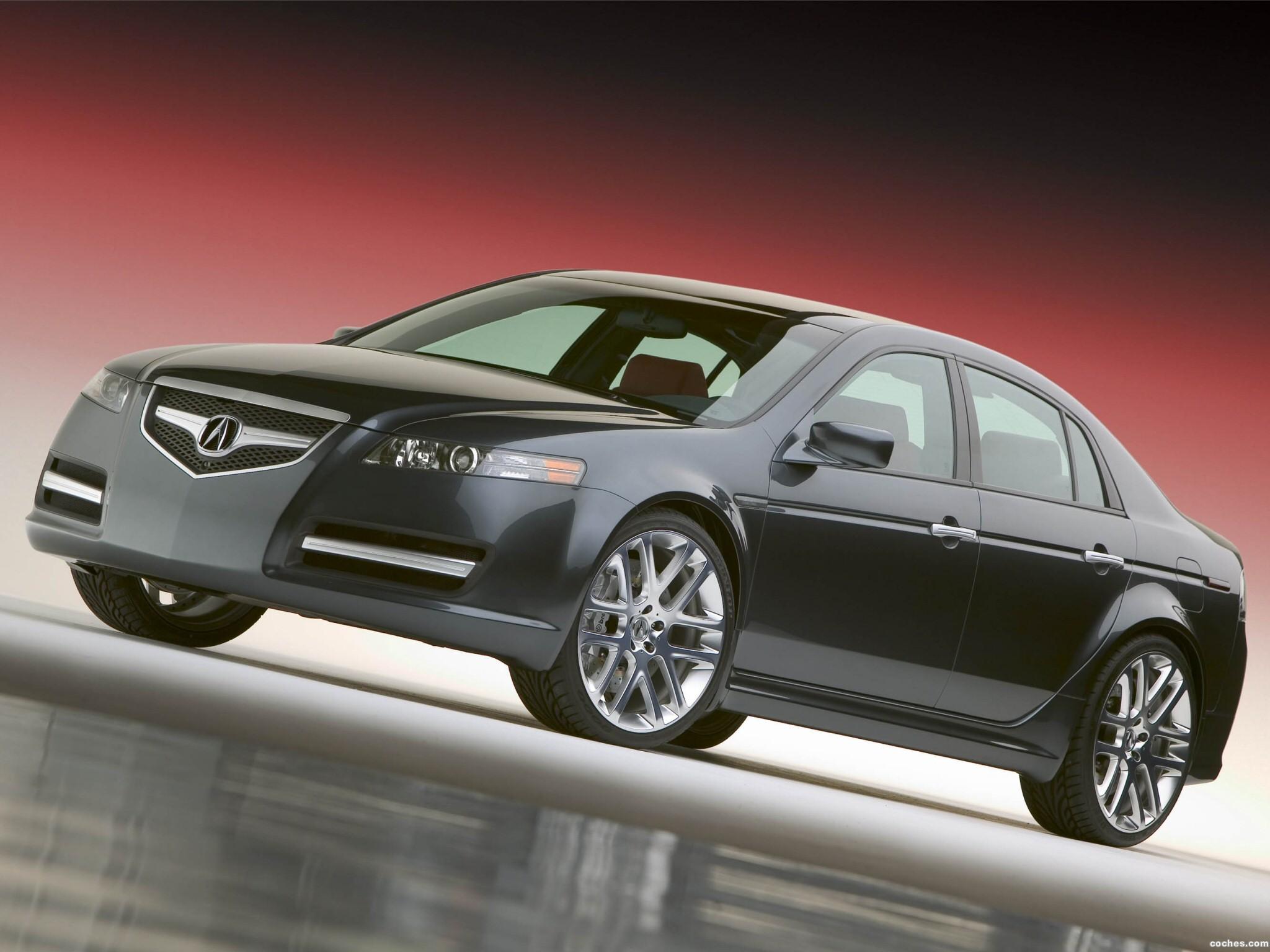 Foto 3 de Acura TL A-Spec Concept 2003