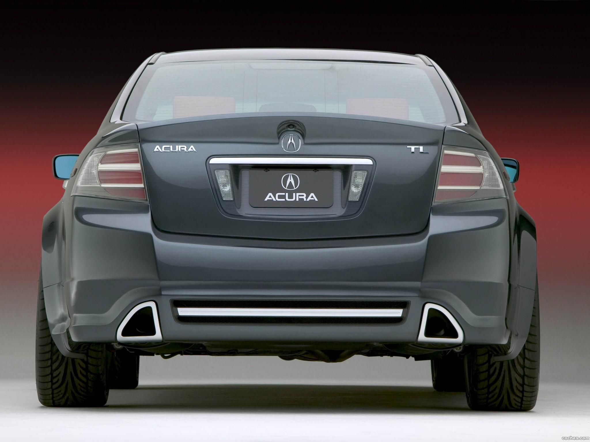 Foto 11 de Acura TL A-Spec Concept 2003