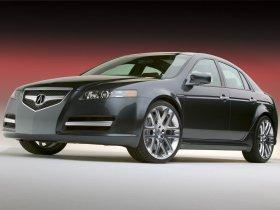 Ver foto 1 de Acura TL A-Spec Concept 2003