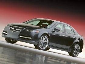Ver foto 4 de Acura TL A-Spec Concept 2003