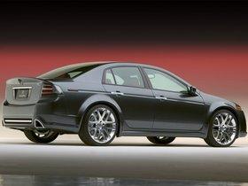 Ver foto 18 de Acura TL A-Spec Concept 2003