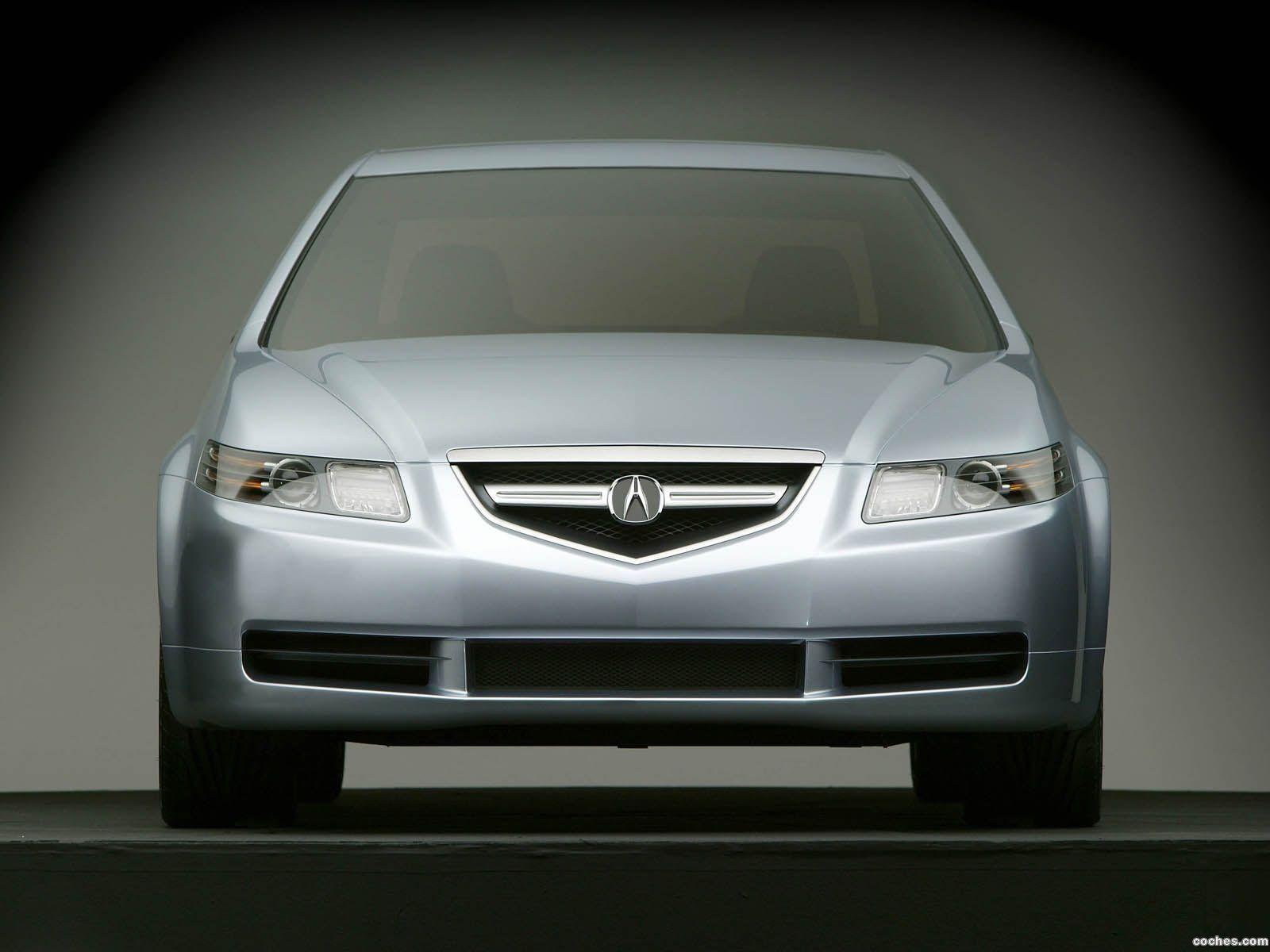 Foto 2 de Acura TL Concept 2003