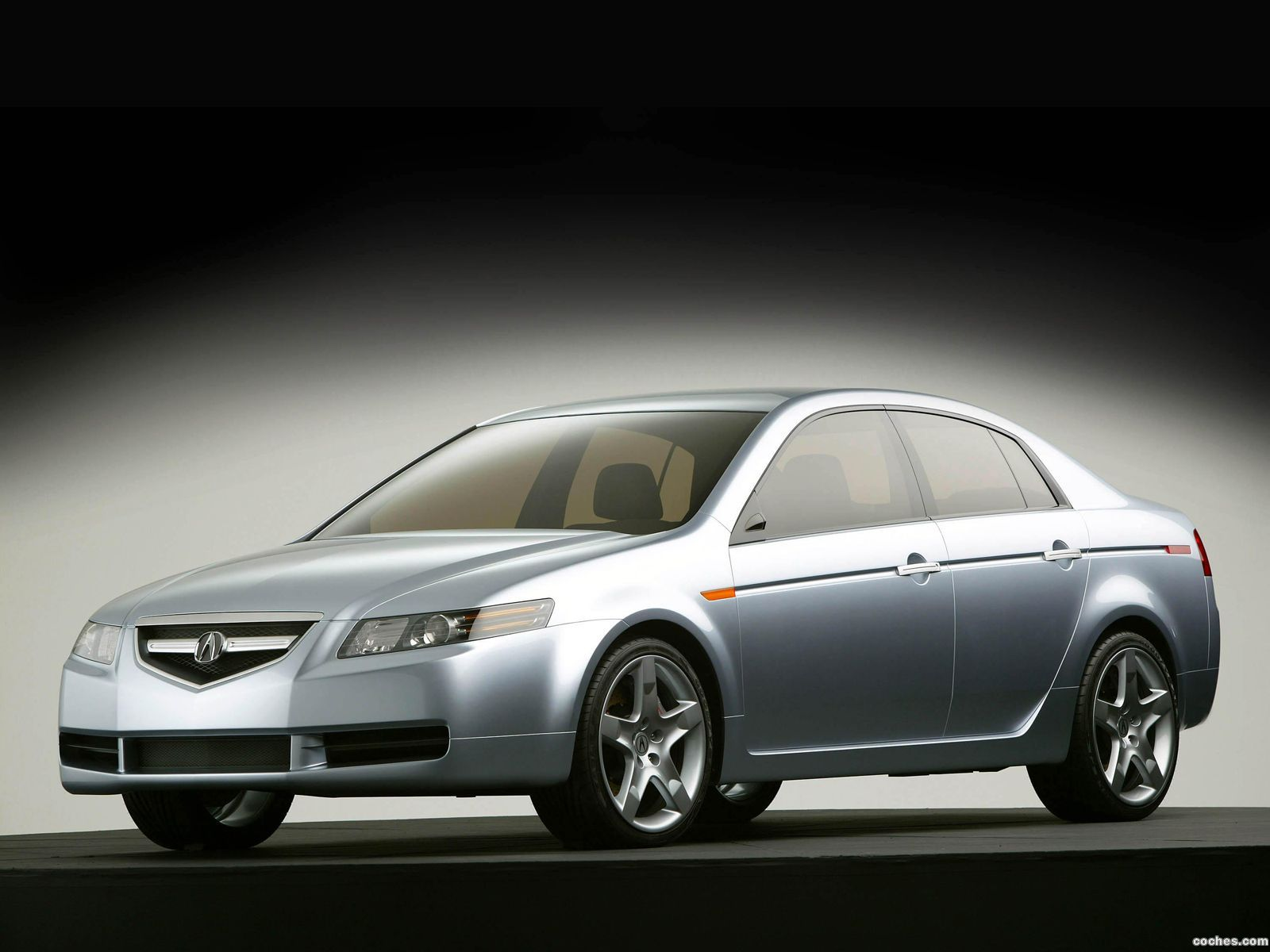 Foto 0 de Acura TL Concept 2003