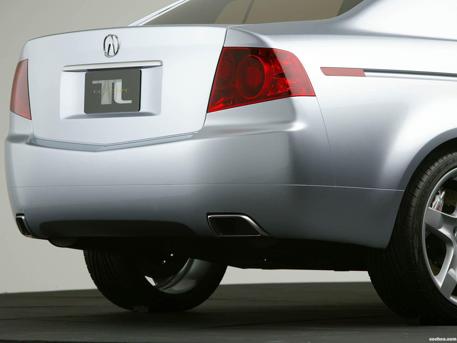 Foto 10 de Acura TL Concept 2003