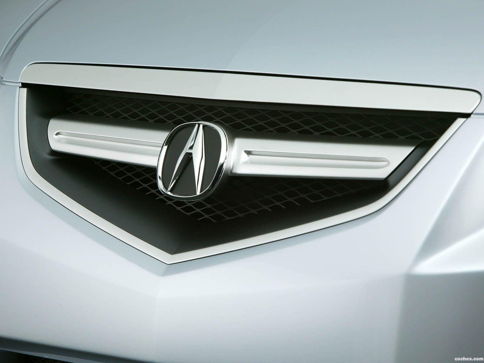 Foto 7 de Acura TL Concept 2003