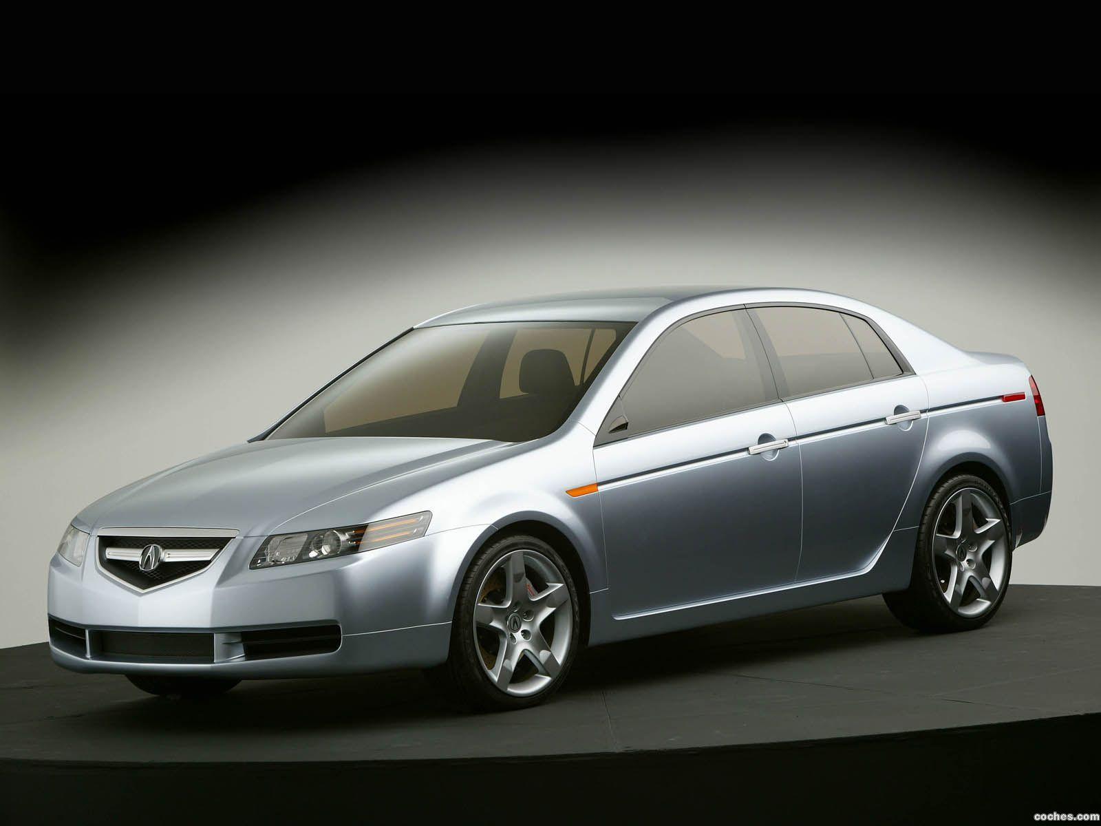 Foto 5 de Acura TL Concept 2003