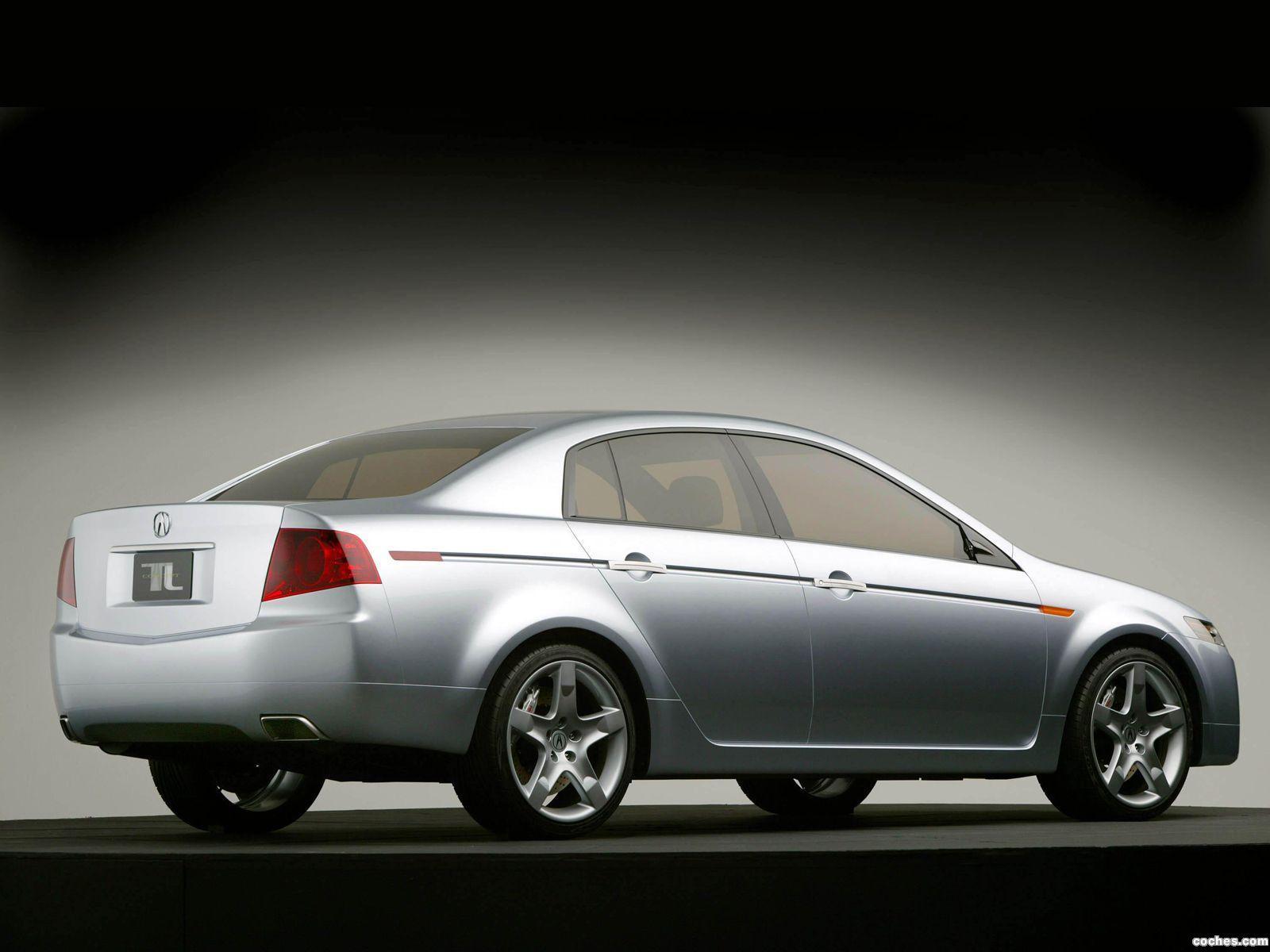 Foto 23 de Acura TL Concept 2003