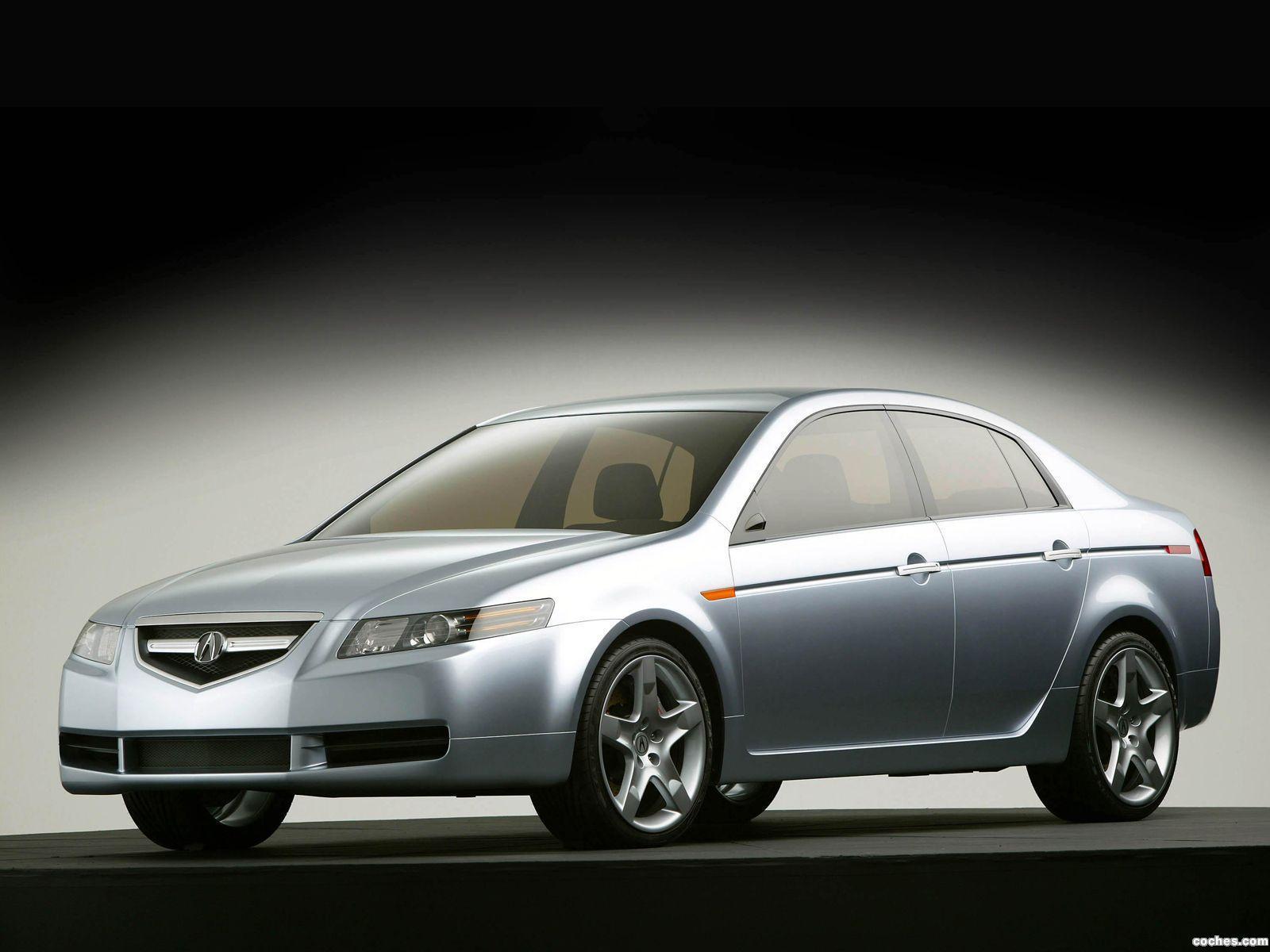 Foto 12 de Acura TL Concept 2003