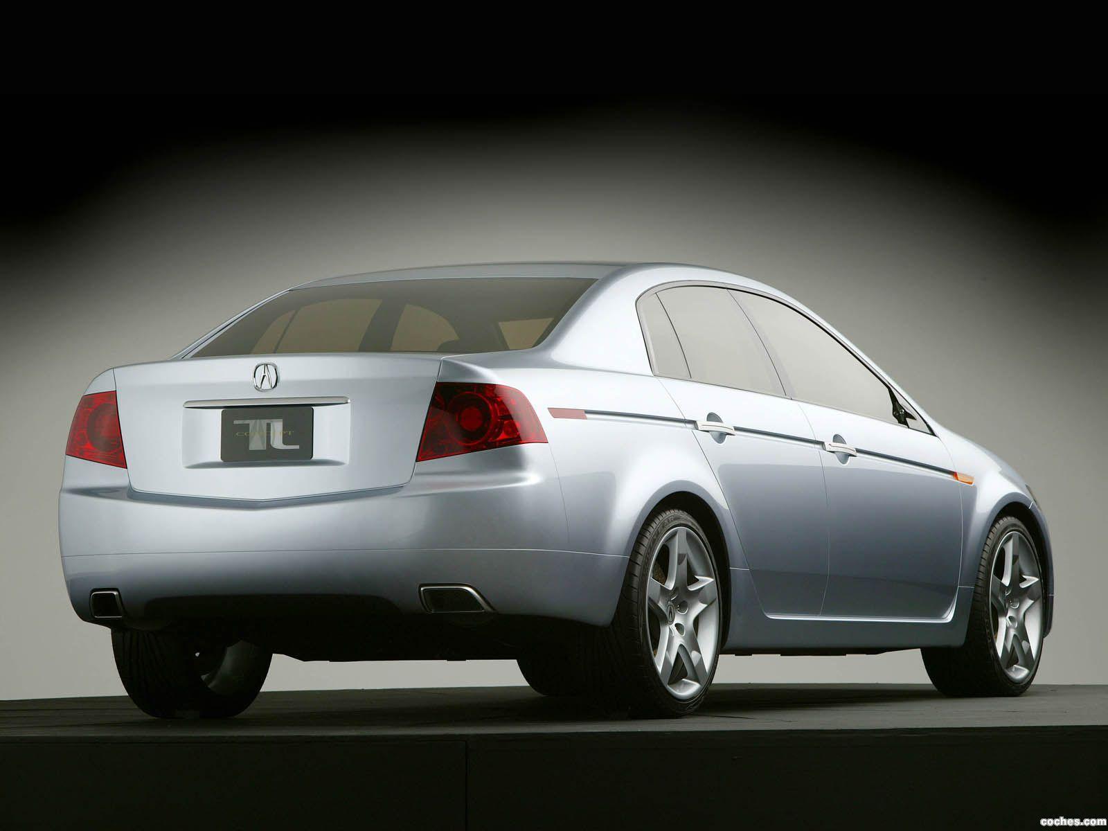 Foto 18 de Acura TL Concept 2003