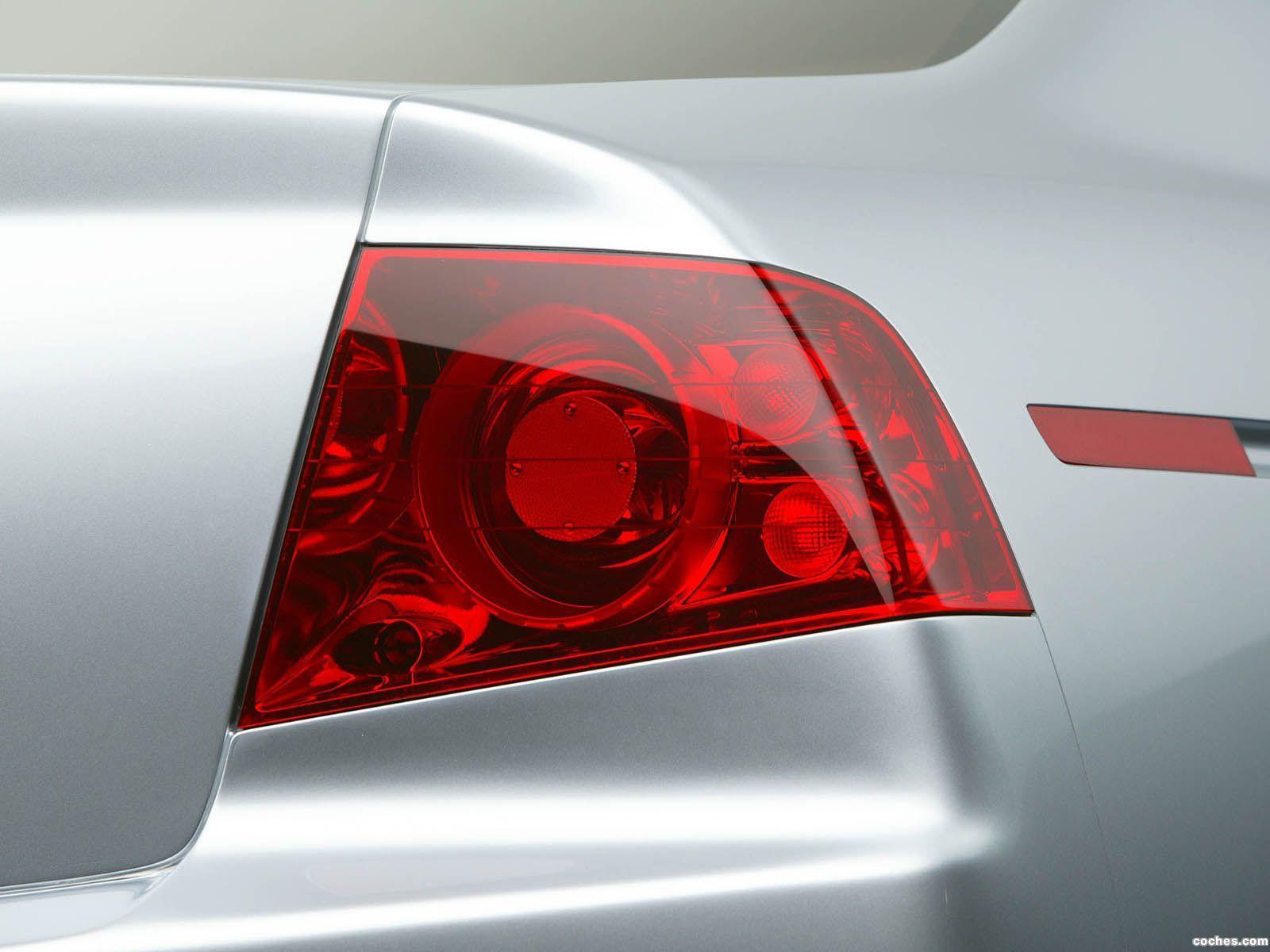 Foto 16 de Acura TL Concept 2003