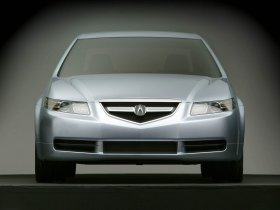 Ver foto 3 de Acura TL Concept 2003