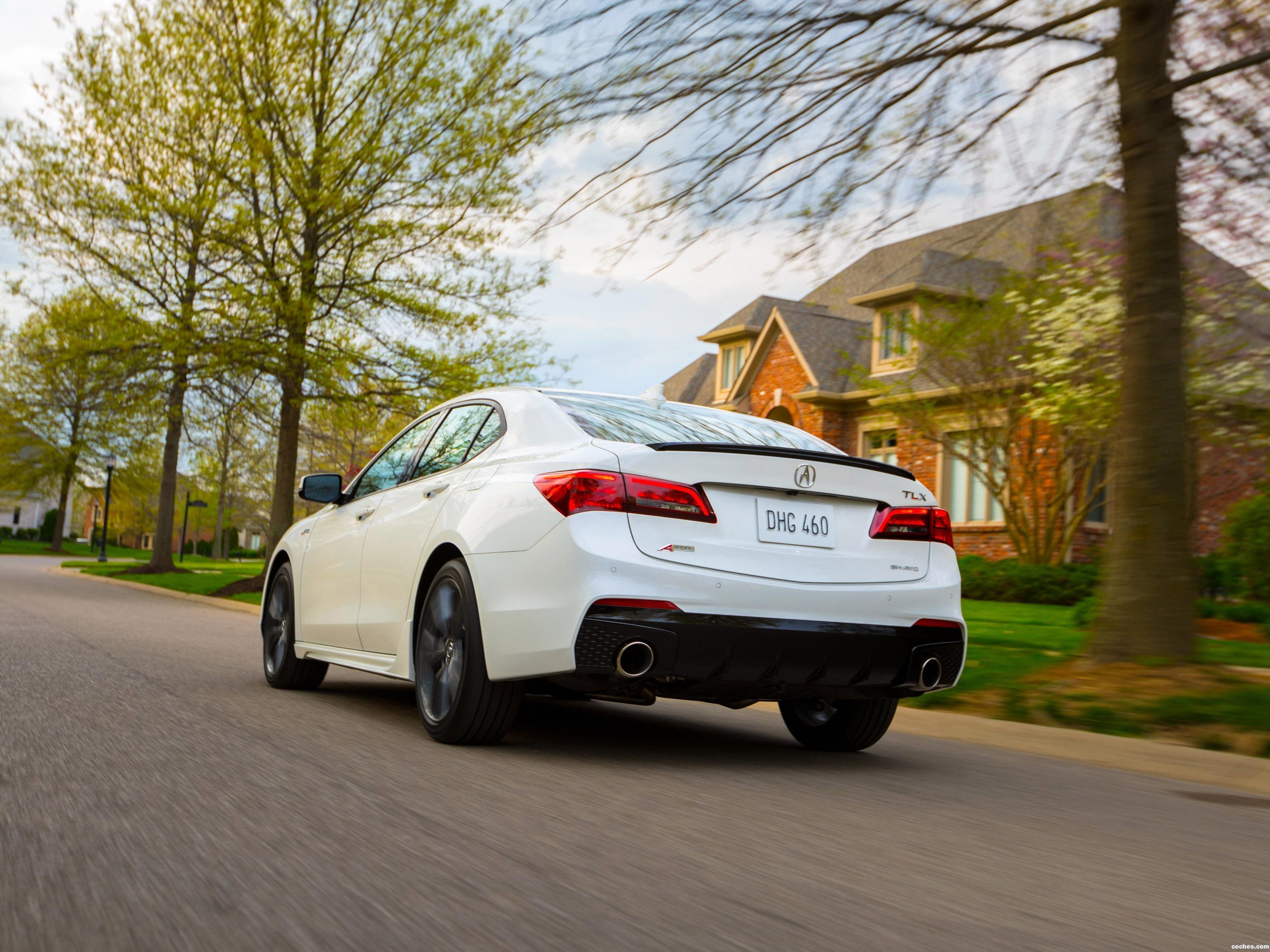Foto 7 de Acura TLX A-Spec 2017
