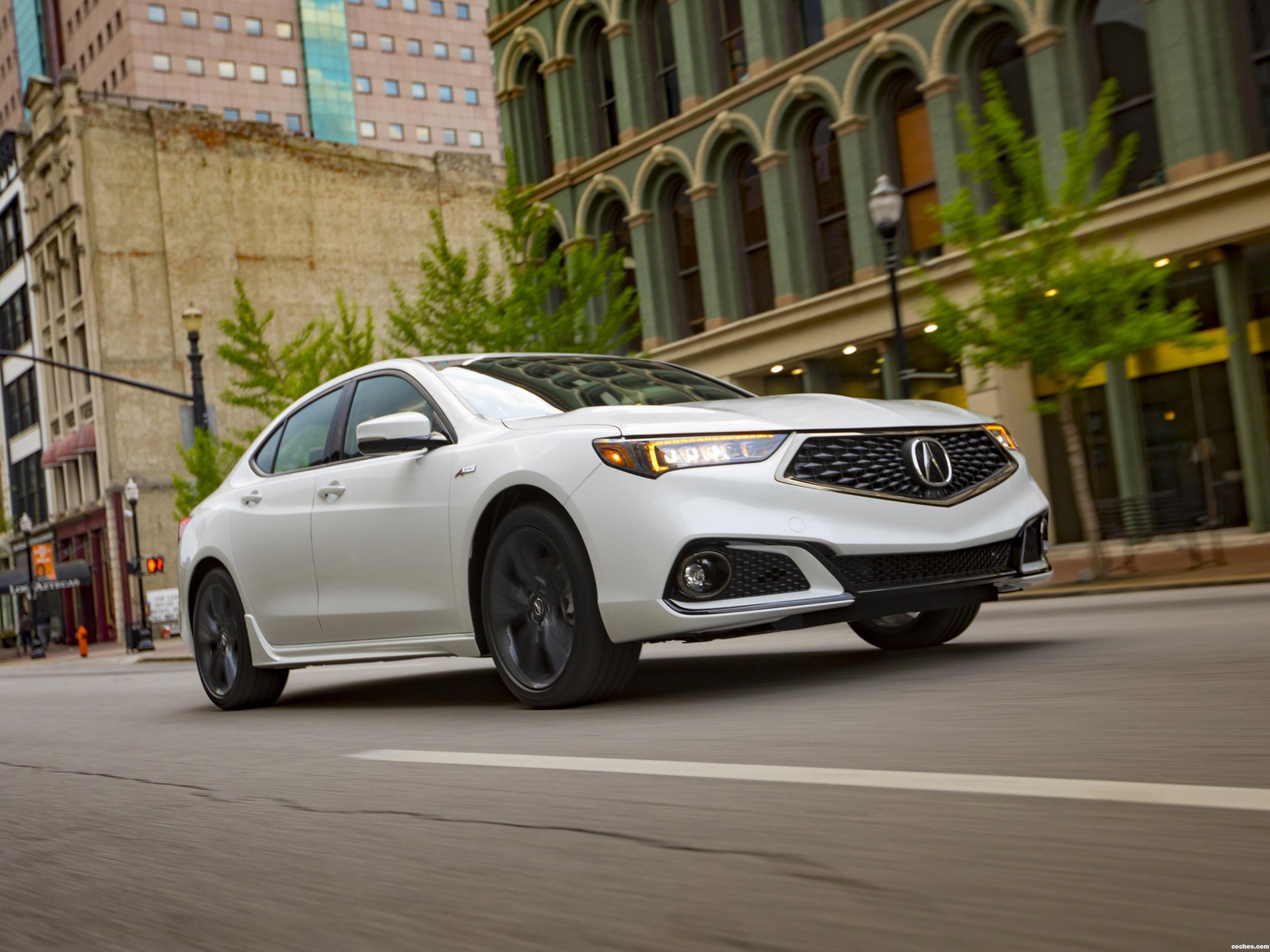 Foto 1 de Acura TLX A-Spec 2017