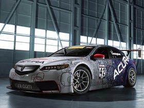 Fotos de Acura TLX GT Race Car